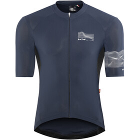 Northwave Extreme 3 Bike Jersey Shortsleeve Men blue